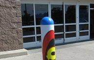 Q106 at Wal Mart, Jackson (7/15/11) 7