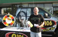 Q106 at D&G Equipment (7/14/11) 8