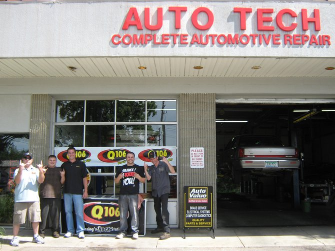 Rock On Auto Tech!  It was a blast hanging with you guys!  Many thanks to those that stopped by!