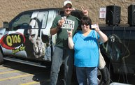 Q106 at Wal Mart, Jackson (7/15/11) 6