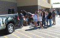 Q106 at Wal Mart, Jackson (7/15/11) 4