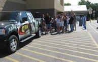 Q106 at Wal Mart, Jackson (7/15/11) 3