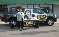 Q106 at D&G Equipment (7/14/11) 4