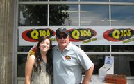 Q106 at Auto Tech, East Lansing (7/14/11) 5