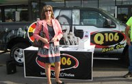 Q106 at D&G Equipment (7/14/11) 3