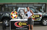 Q106 at D&G Equipment (7/14/11) 1