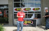 Q106 at Auto Tech, East Lansing (7/14/11) 2