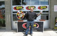 Q106 at Auto Tech, East Lansing (7/14/11) 1