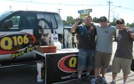 Q106 at RPM Auto Sales (7/13/11) 11