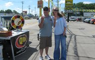 Q106 at RPM Auto Sales (7/13/11) 6