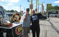 Q106 at RPM Auto Sales (7/13/11) 4