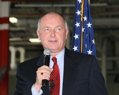 Former U.S. House Representative Pete Hoekstra (R-Holland)