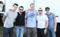 Backstage at Fond Du Lac Fair with Theory of a Deadman 20