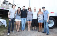 Backstage at Fond Du Lac Fair with Theory of a Deadman 19