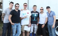 Backstage at Fond Du Lac Fair with Theory of a Deadman 12