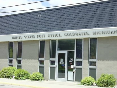 Coldwater Post Office