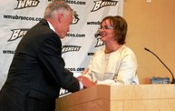 WMU Hockey Coach Andy Murray Introduction - 07/26/11 6
