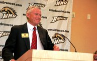 WMU Hockey Coach Andy Murray Introduction - 07/26/11 5