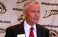WMU Hockey Coach Andy Murray Introduction - 07/26/11 3
