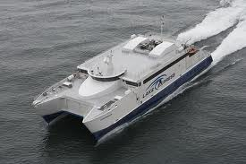 Lake Express car ferry