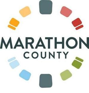 The possible new logo for Marathon County