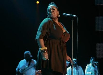 Jill Scott performs at the Essence Music Festival in New Orleans