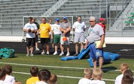 Rich Bessert Football Camp For Kids - 2011 1