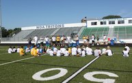 Rich Bessert Football Camp For Kids - 2011 30