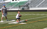 Rich Bessert Football Camp For Kids - 2011 14