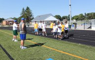 Rich Bessert Football Camp For Kids - 2011 2