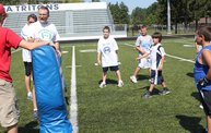 Rich Bessert Football Camp For Kids - 2011 23