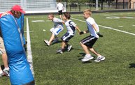 Rich Bessert Football Camp For Kids - 2011 16