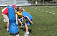 Rich Bessert Football Camp For Kids - 2011 15