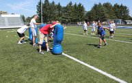 Rich Bessert Football Camp For Kids - 2011 12