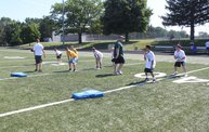 Rich Bessert Football Camp For Kids - 2011 3