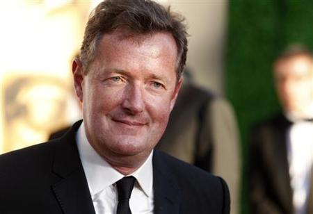 CNN host Piers Morgan arrives at the BAFTA Brits to Watch event in Los Angeles