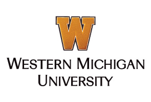 Western Michigan University logo is shown above.
