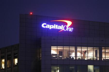 Capital One Financial Corp building in McLean Virginia