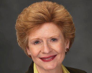 US Senator Debbie Stabenow (D-Lansing)