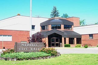 Merrill's City Hall