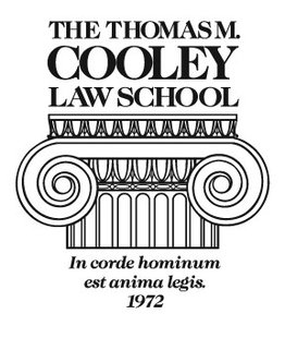 Cooley Law School logo