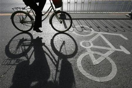 Bicycle (Reuters)