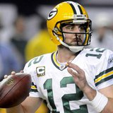 Green Bay Packers quarterback Aaron Rodgers (Reuters)