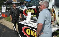 Q106 at Batte Creek Harley Davidson (8/12/11) 8