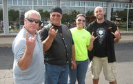 Q106 at Batte Creek Harley Davidson (8/12/11) 4