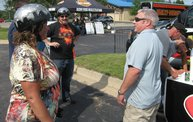 Q106 at Batte Creek Harley Davidson (8/12/11) 3