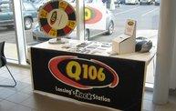 Q106 at Dave's Jackson Nissan (8/17/11) 12