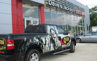 Q106 at Dave's Jackson Nissan (8/17/11) 11