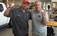 Q106 at Dave's Jackson Nissan (8/17/11) 7