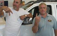 Q106 at Dave's Jackson Nissan (8/17/11) 5